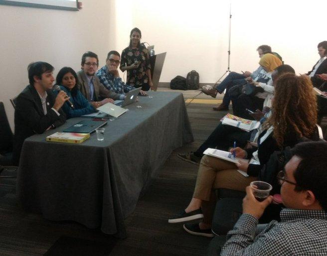 Panel Unesco